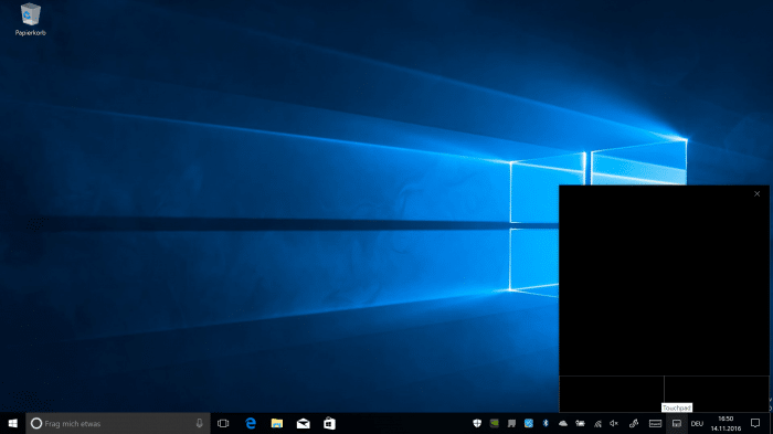 Creators Update: Virtuelles Touchpad für Windows 10