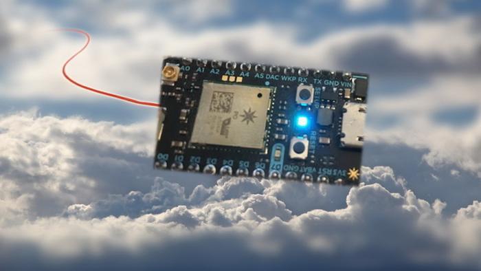 Internet der Dinge: Particle Cloud bringt Anbindung für Raspberry Pi