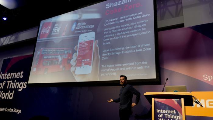 Shazam setzt verstärkt auf ortsbezogene Werbung