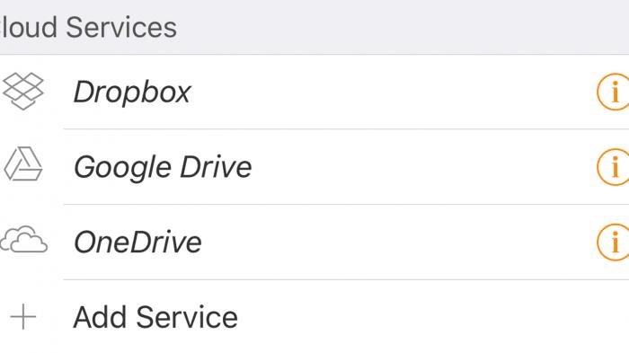 iOS- und tvOS-Videoabspieler Infuse mit Cloud-Streaming und iCloud-Sync
