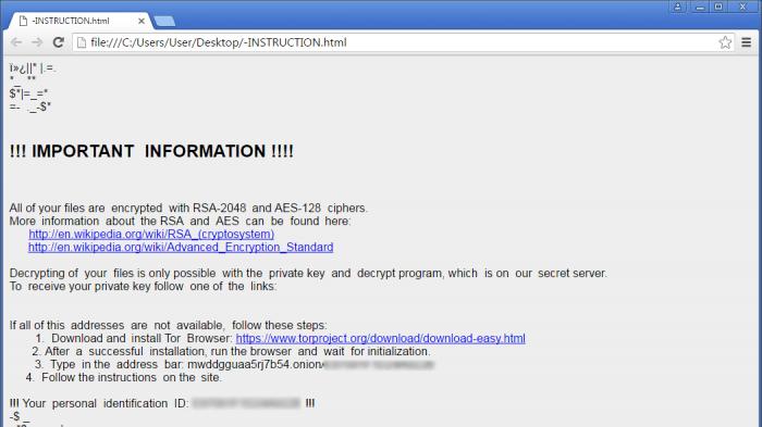 Erpressungs-Trojaner Locky markiert Geisel-Daten mit .aesir-Endung