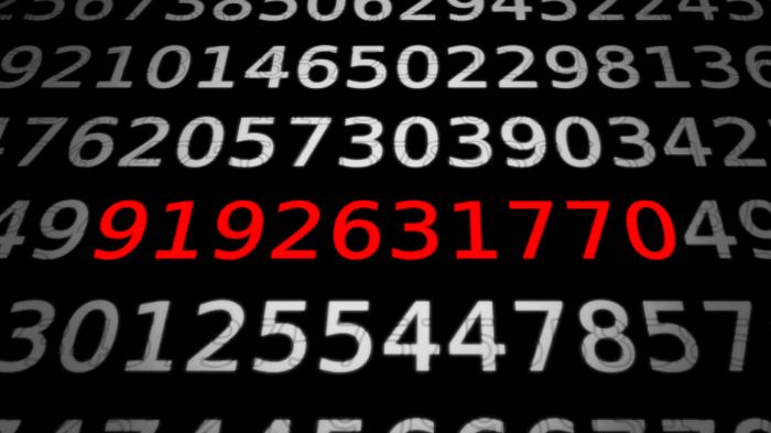 Zahlen, bitte! 9192631770 Schwingungen pro Sekunde für superpräzise Uhren