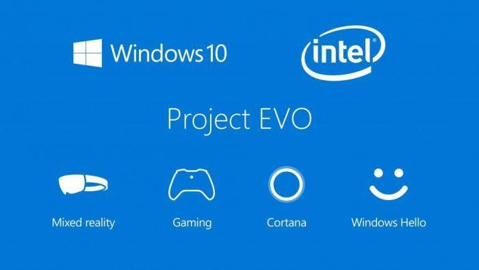 Microsoft und Intel: Projekt Evo für Windows-10-PCs