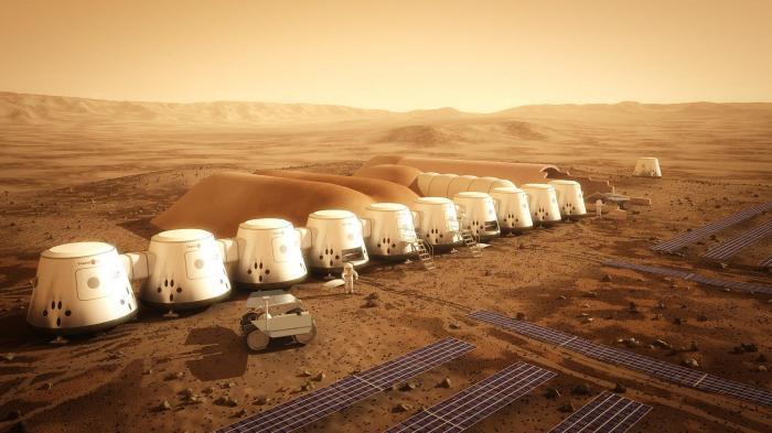Zum Mars ohne Rückflug: Missionen rücken in weitere Ferne