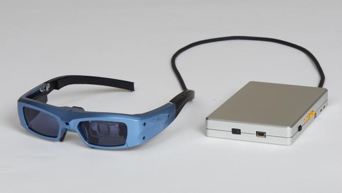 AR-Brille für Kurz- und Weitsichtige