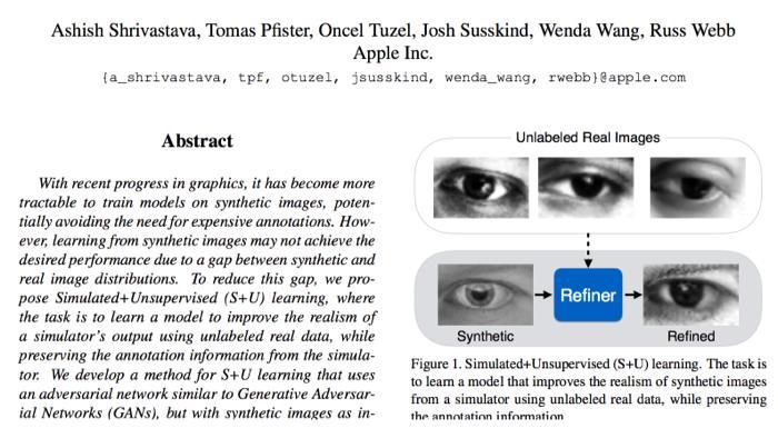 Apple-Forscher publizieren erstes KI-Paper
