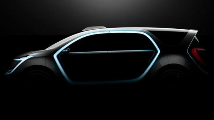 Elektroauto: Chrysler stellt elektrischen Minivan-Prototypen mit Schiebetüren vor