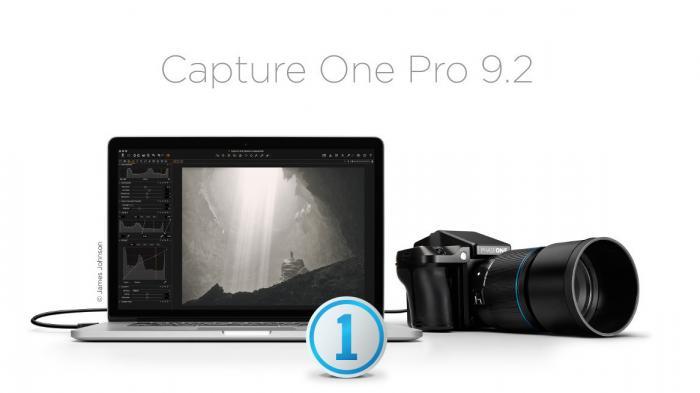 Capture One bietet keine Unterstützung für Fujifilm GFX 50s