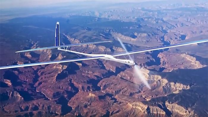Internet per Drohne: Google-Mutter Alphabet stellt Titan Aerospace ein