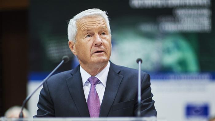 Generalsekretär des Europarats Thorbjørn Jagland