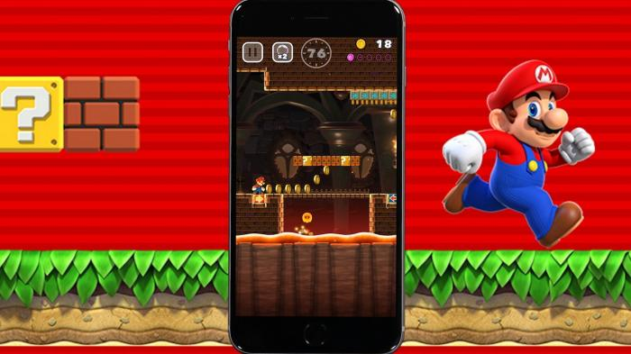 Nintendo kündigt Android-Version von Super Mario Run an