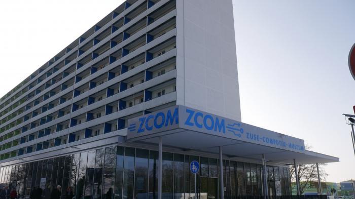 Zuse-Computer-Museum ZCOM in Hoyerswerda eröffnet
