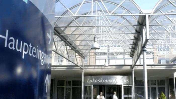 Locky im OP - wie das Lukaskrankenhaus in Neuss mit den Folgen umgeht