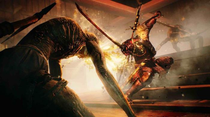 Nioh im Test: Die Dunklen Seelen der Samurais