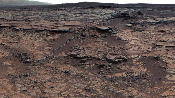 mars rover curiosity berreste einstiger seen stellen forscher vor r tsel heise online. Black Bedroom Furniture Sets. Home Design Ideas