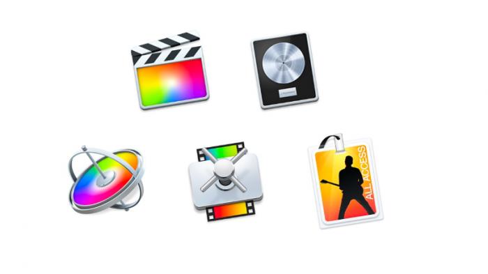 Apples Pro-Apps-Bundle für Studenten