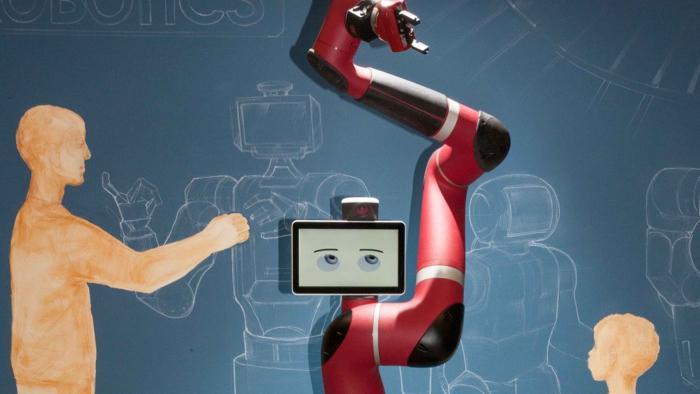 Rethink Robotics überarbeitet menschenfreundlichen Roboter
