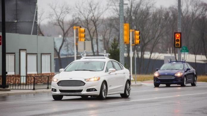 Ford investiert in Start-up für selbstfahrende Autos