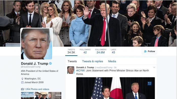 Twitter & Trump: Nicht zugeordnete Antworten keine Zensur, sondern technisches Problem