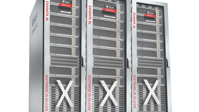 Oracle Exadata SL6: Datenbank-Server mit SPARC-Linux