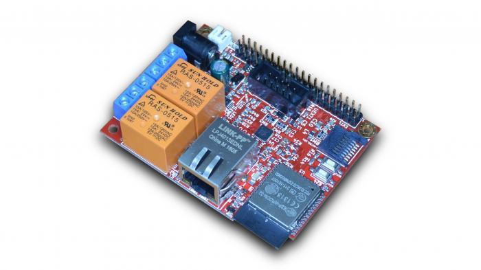 ESP32-EVB: IoT-fähiges Development-Board von Olimex