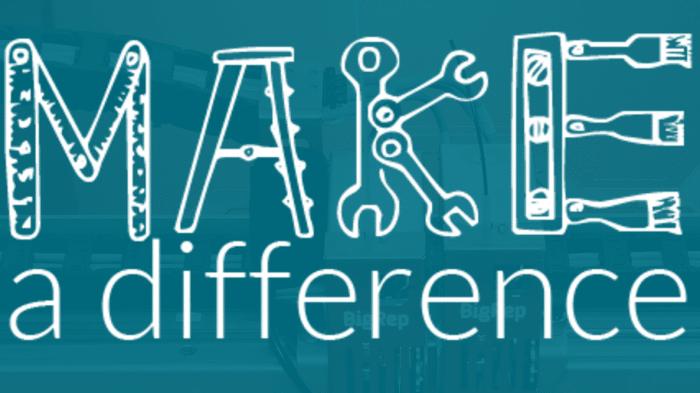 Make A Difference: Wettbewerb sucht kreative Ideen