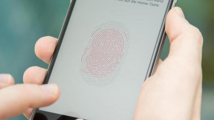 Touch ID auf dem iPhone