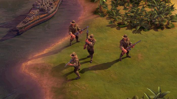 Neues Volk, bessere KI und Multiplayer-Teams für Civilization VI