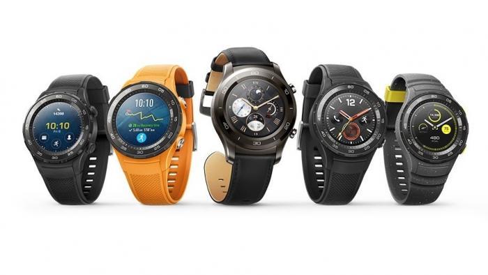 Huawei stellt Smartwatch mit Android Wear 2.0 vor