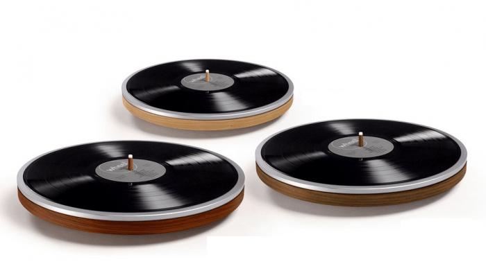 Minimal-Plattenspieler Wheel