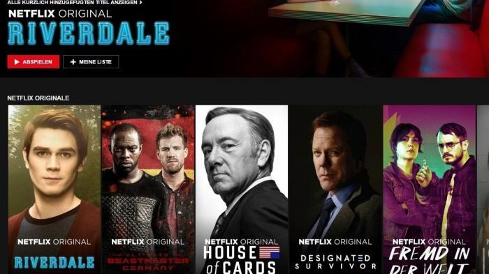 """Netflix-Chef: Deutsche schauen """"vergleichsweise wenig Filme und Serien illegal"""""""