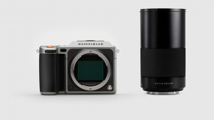 Vier neue Objektive für die spiegellose Hasselblad X1D