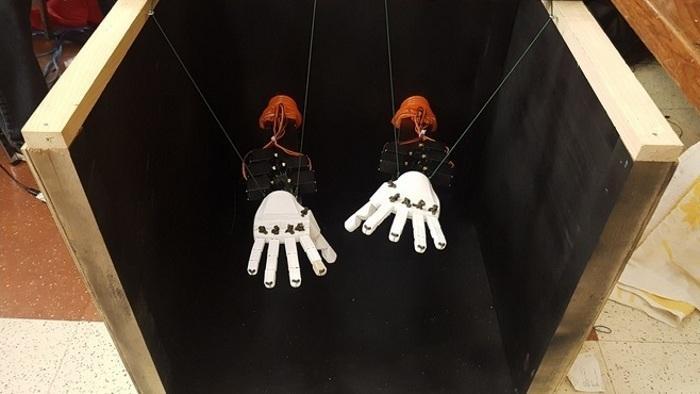 SignBot: Gebärdensprache mit Roboterhänden