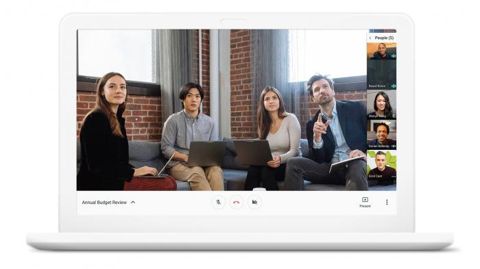 Messenger: Hangouts Meet und Hangouts Chat