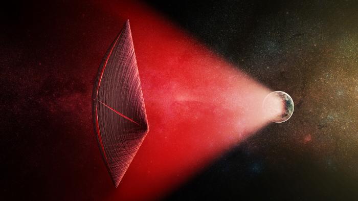 Astronomie: Mytseriöse Radioblitze könnten außerirdische Rausmchiffe antreiben