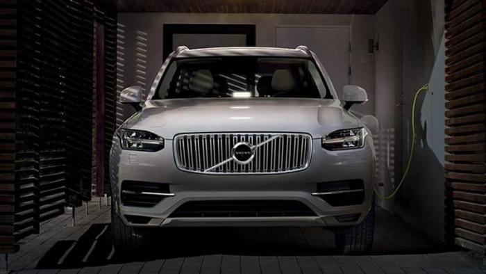 Volvo plant erstes vollelektrisches Auto für 2019