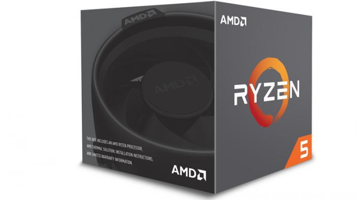 AMD legt nach: Vier- und Sechskern-Prozessoren der Serie Ryzen 5 ab 11. April
