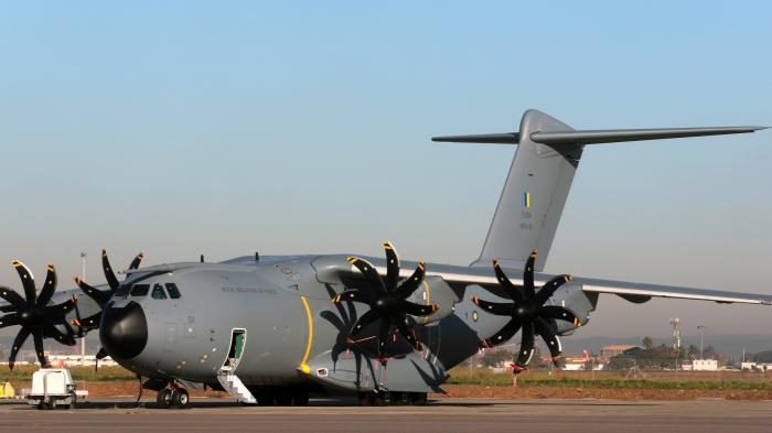 Bundeswehr Airbus A400M  wird zum Ladenhüter