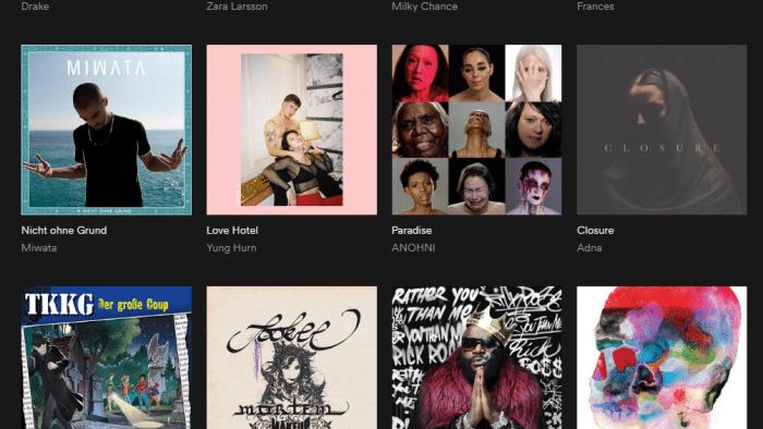 Spotify: Bezahlkunden sollen ausgewählte Alben künftig zuerst erhalten