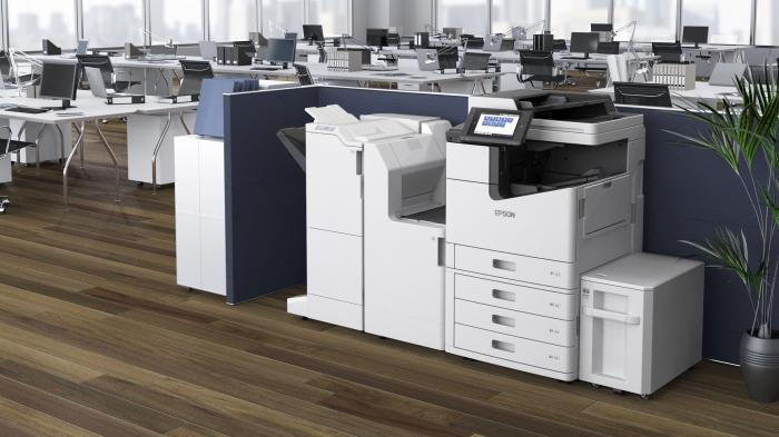 Epson WorkForce Enterprise: 100 Farbseiten in der Minute mit ...