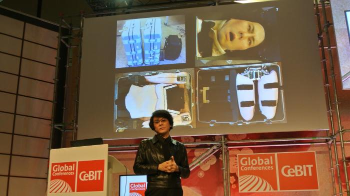 Die Androiden des Hiroshi Ishiguro