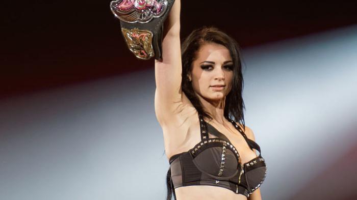 WWE-Divas-Champion Paige