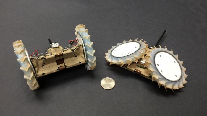 Nasa-Roboter Puffer