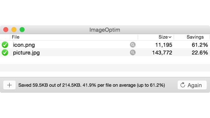 Googles Bilderschrumpfer Guetzli auf dem Mac ausprobierbar
