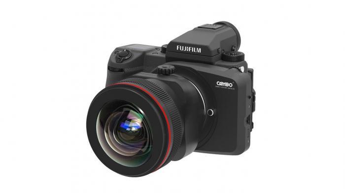Cambo erweitert die Möglichkeiten der Fujifilm GFX 50S