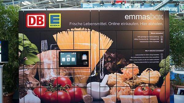 Deutsche Bahn testet Abholboxen für Onlinebestellungen