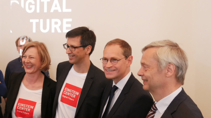 Erforschung der Digitalisierung: Einstein Center Digital Future in Berlin eröffnet