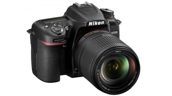 Nikon stellt die D7500 vor