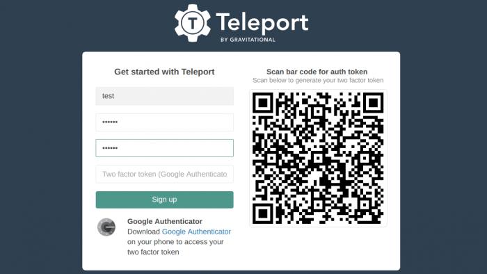 Teleport 2.0: SSH-Server mit Zusatzfunktionen