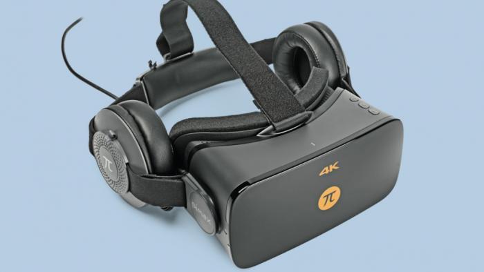 4K-VR-Brille für 350 Euro: Kein Mittendrin-Gefühl
